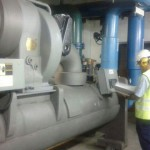 Chiller (Aircond Plant Room)
